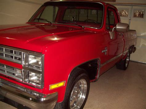 silverado short bed 1985 chevy silverado short bed classic chevrolet c k