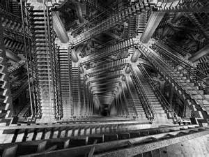 escher treppe stairway to hell by robolotion on deviantart