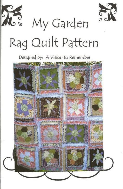 quilting applique tutorial 216 best rag quilt tutorial diy pattern images on