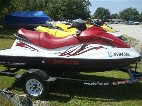 sea doo boats for sale indiana 1990 sea doo gti boats for sale in indiana