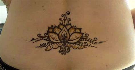 henna tattoo designs for waist henna mehndi designs idea for lower back tattoos