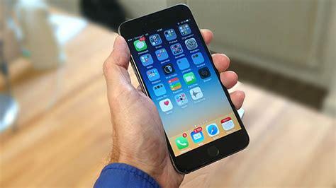 iphone   prise en main  premieres impressions