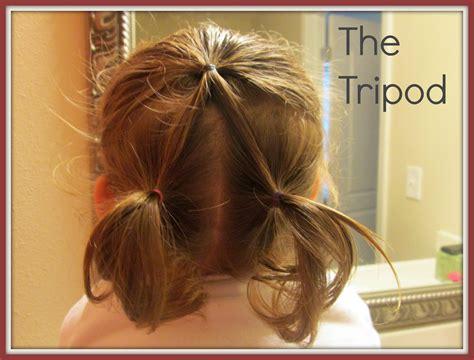rehomesteaders  easy hairstyles   girls