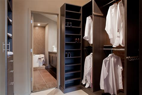 pass through closet to bathroom closet outfitters