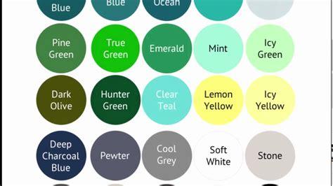 winter green color winter color palette bright cool seasonal