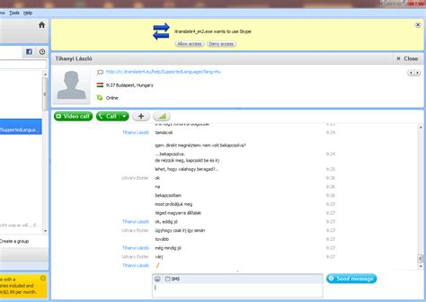 Find To Chat With On Skype Microsoft Incorpora Skype Chat A Office Para