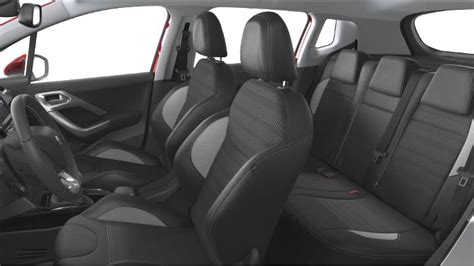 peugeot 2008 interior 2015 peugeot 2008 2016 dimensions boot space and interior