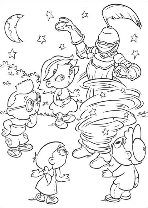 Kids N Fun Com 27 Coloring Pages Of Little Einsteins Einsteins Coloring Pages
