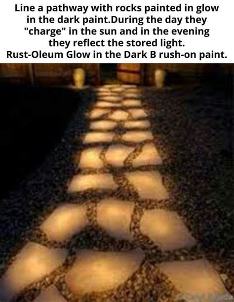 glow in the paint dubai 17 best ideas about paving stones on pathways