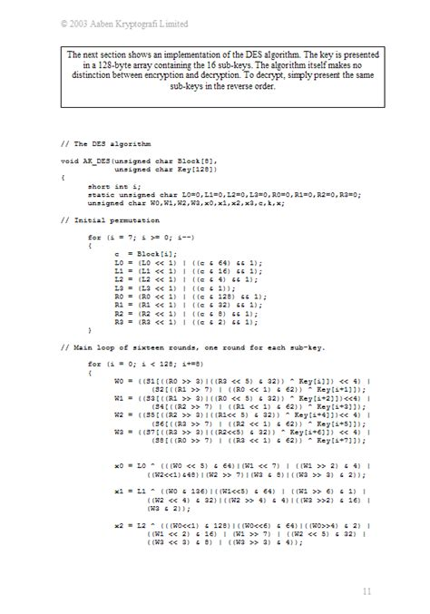 cryptography tutorial cryptography source library triple des