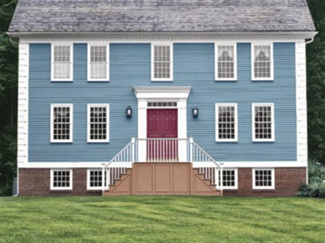 colonial home exterior house colors gray exterior house color schemes home colonial mexzhouse