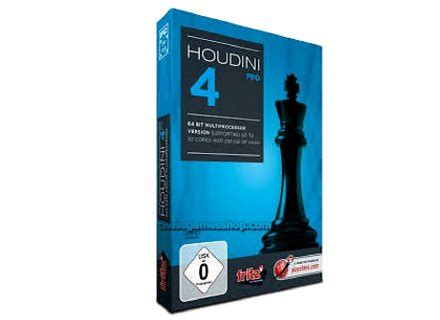houdini pro 蝣ahovska trgovina muba in miselne igre chess shop