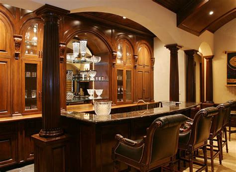 Nautical Decor For Home 10 stunning home bars that are always ready for guests