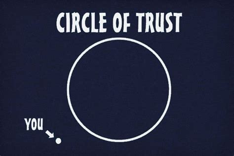 Circle Of Trust Meme - covey circle influence concern like success