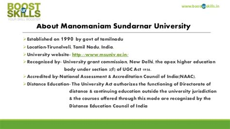 Mba Energy Management Distance Education In Tamilnadu by Mba International Business Ms Tirunelveli