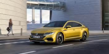 vw cars new models vw arteon mehr als nur ein passat coup 233