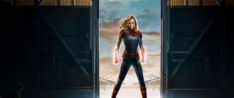 captain marvel   official poster full hd