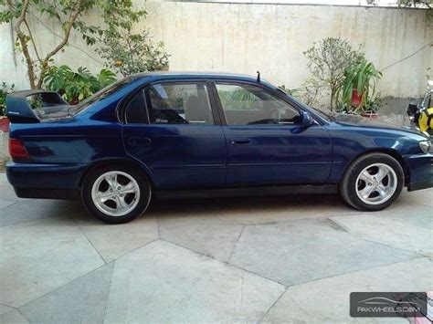 1994 Toyota Corolla For Sale Used Toyota Corolla Gli 1994 Car For Sale In Peshawar