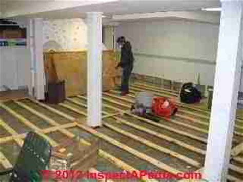 how to clean up a flooded basement how to clean up a flooded building or basement