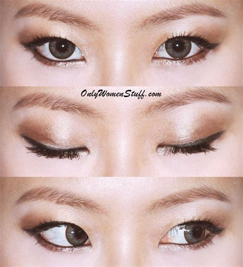 eyeliner tutorial monolid 25 easy monolid eye makeup tips ideas with pictures