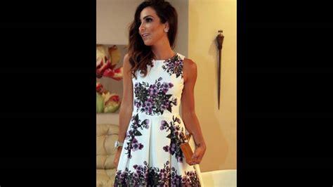 bellos vestidos casuales vestidos de mujer youtube