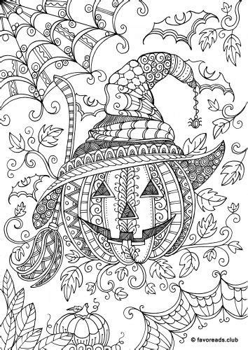 free pumpkin coloring pages for adults 1370 best coloring good at any age 7 images on pinterest