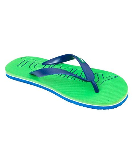 hilfiger slippers india hilfiger green rubber flip flops snapdeal price