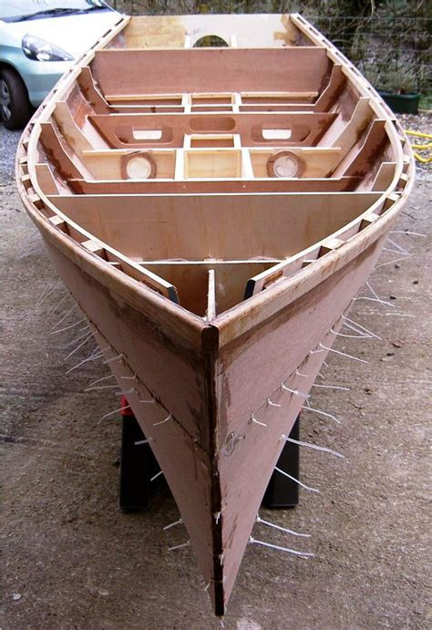 plywood fishing boat plans free brian king s plywood boat barton skiff in build from free