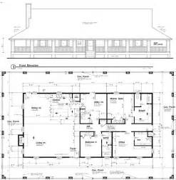 ranch style house blueprints