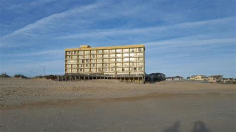 comfort inn kill devil hills nc hotel view from beach