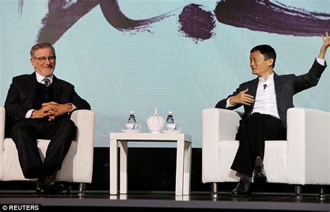 film china com chinese billionaire jack ma strikes deal with hollywood
