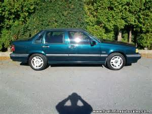 Volvo 850 Glt Review 95 Volvo 850 Glt Reviews