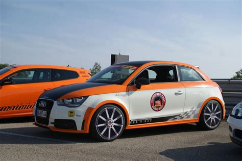 Mtm Tuning Audi by Mtm Audi A1 Impressive Top Speed Car Tuning