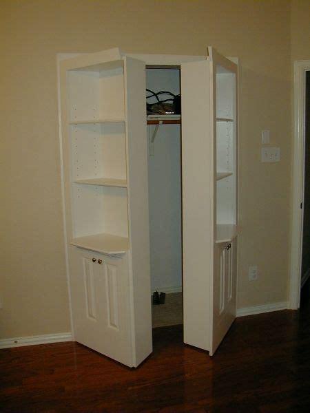 Storage Closet Doors by 25 Best Ideas About Closet Door Storage On
