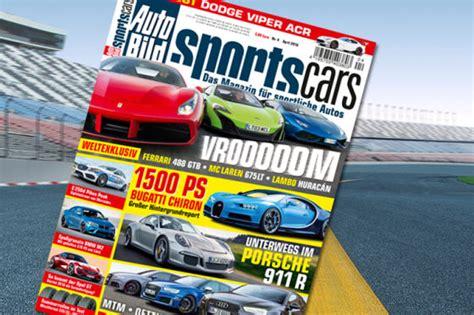 Auto Bild Sportscars 3 2016 sommerreifen test 2016 255 35 r 20 295 30 r 20 autobild de