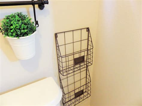 floor magazine rack for bathroom giving your bathroom a spa like look be my guest with