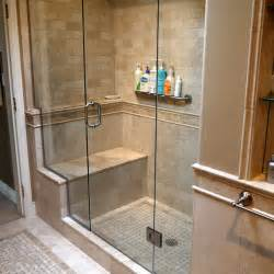 bath and shower stall 23 stunning tile shower designs