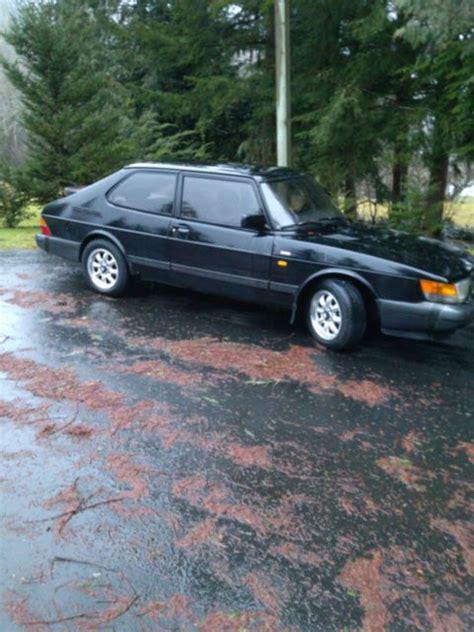 1992 saab 900 turbo hatchback 2 door 2 0l for sale saab
