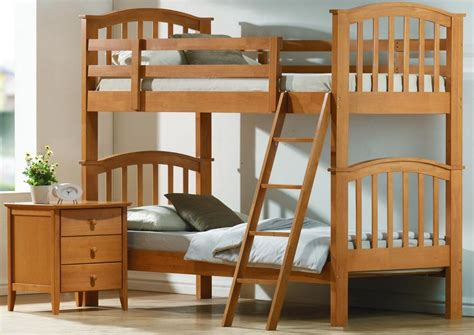 bunk beds designs various designs of wooden bunk beds to place in the bedroom midcityeast