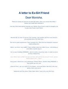 Writing A Breakup Letter To Your Girlfriend A Letter To Ex Girlfriend