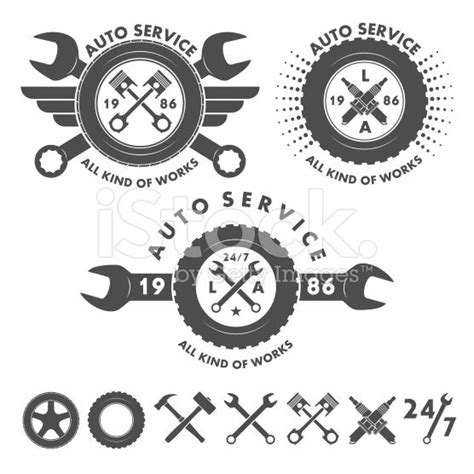 Auto Repair Logo Ideas by 25 Best Ideas About Auto Service On Pinterest Auto