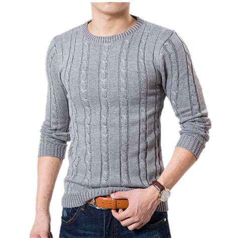 Sweater New new mens sweaters winter color brand sweater