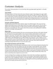 Balanced Scorecard Essay by Chipotle Balanced Scorecard Paper