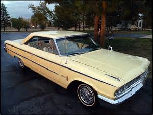 1963 ford galaxie 500 xl vehiculos
