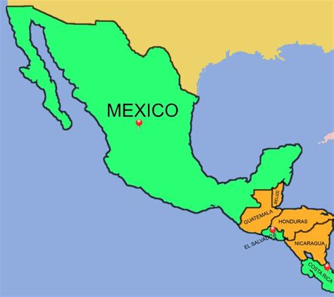 map of mexico and america 1000 images about learning educational activites on