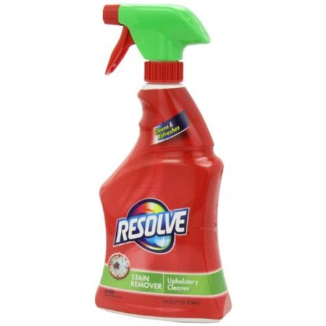 resolve multi fabric upholstery cleaner geekshive resolve carpet multi fabric cleaner 22 ounce