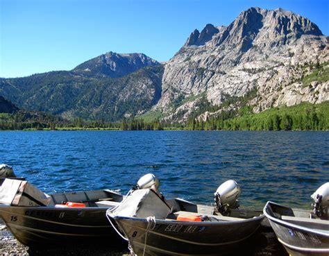 june lake boat rentals boat rentals silver lake resort
