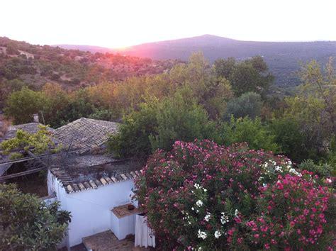 smoky olive mediterrenean house