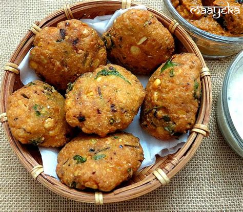 authentic vegetarian indian recipes masala vada lentil fritters 187 maayeka