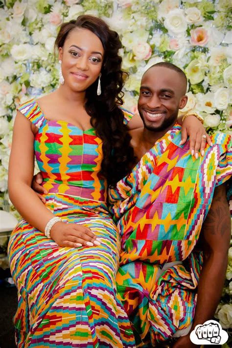 hairstyles for african traditional wedding hot shots mr mrs opoku s amazing kente pre wedding